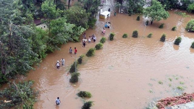Lũ kinh hoàng khiến 152 người thiệt mạng ở Ấn Độ - 3