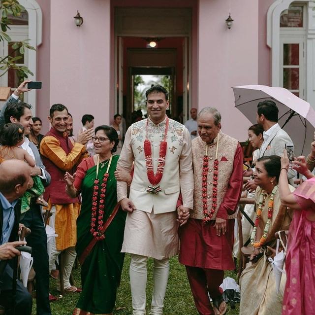 Choáng ngợp đám cưới xa hoa của cặp doanh nhân Ấn Độ tại Phú Quốc - 13