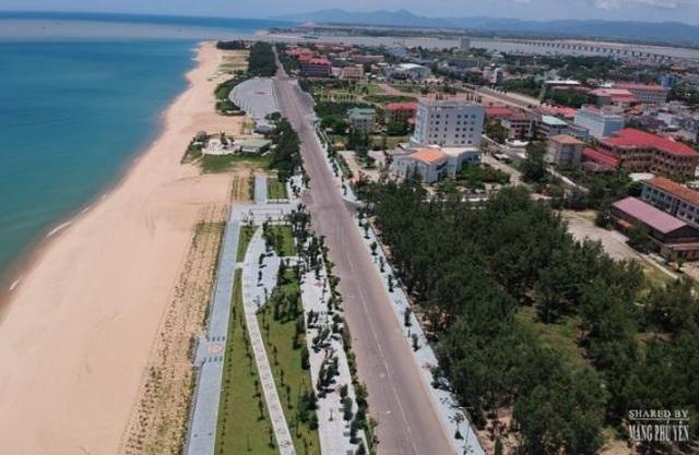 Khu đô thị ven biển Tuy Hòa - Hướng phát triển mớicho thị trường bất động sản ven biển - 1