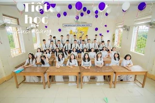Lớp học trường làng 100% đậu đại học - 1
