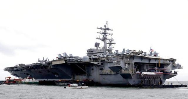 Philippines có thể nhờ Mỹ giúp giám sát vùng đặc quyền kinh tế - 1