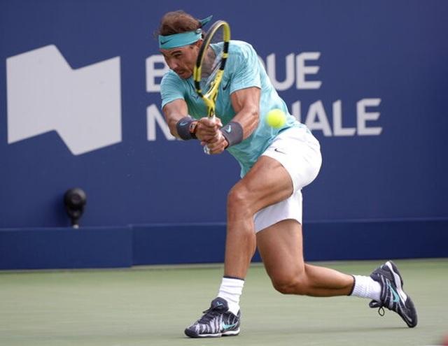 Rafael Nadal lần thứ năm vô địch Rogers Cup - 2
