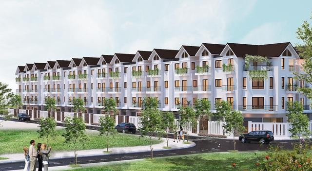 Shop Villas Apromaco – BĐS tại tâm điểm quy hoạch hạ tầng phía Nam Hà Nội - 1