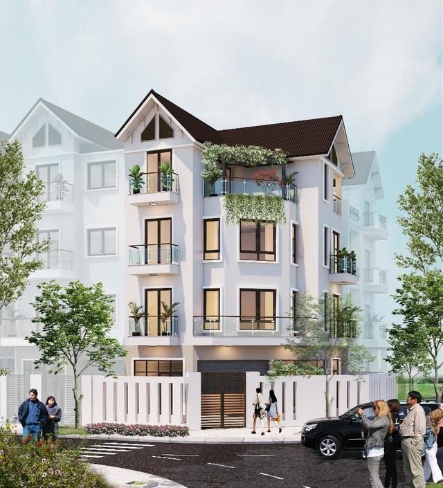 Shop Villas Apromaco – BĐS tại tâm điểm quy hoạch hạ tầng phía Nam Hà Nội - 3