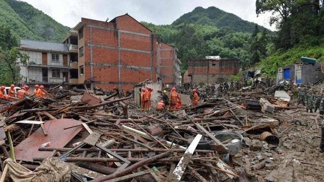 Siêu bão Lekima đổ bộ Trung Quốc: 44 người chết, 16 người mất tích - 9