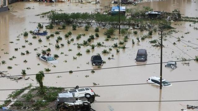 Siêu bão Lekima đổ bộ Trung Quốc: 44 người chết, 16 người mất tích - 3