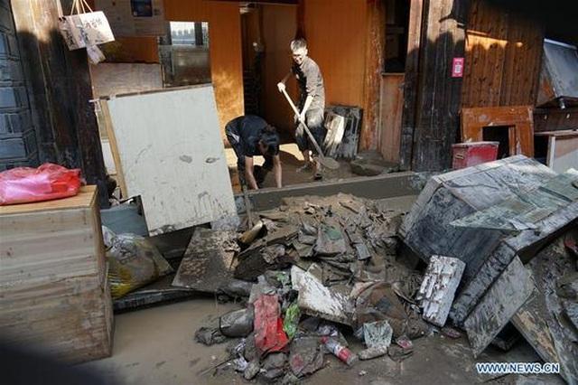 Siêu bão Lekima đổ bộ Trung Quốc: 44 người chết, 16 người mất tích - 6