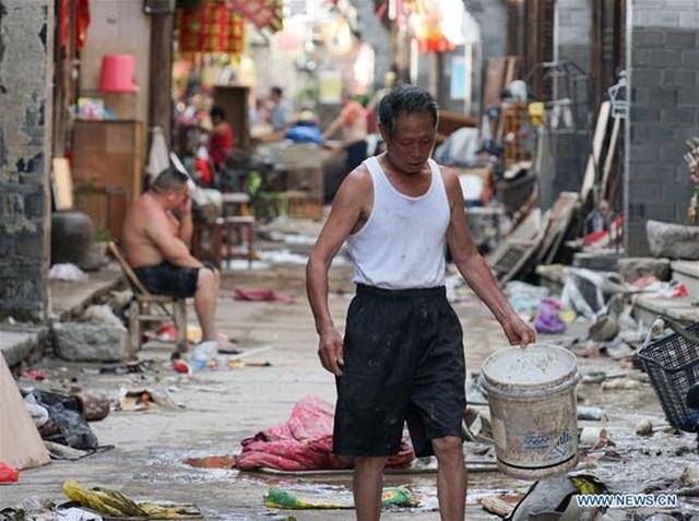 Siêu bão Lekima đổ bộ Trung Quốc: 44 người chết, 16 người mất tích - 8