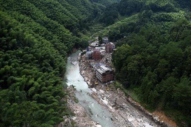 Siêu bão Lekima đổ bộ Trung Quốc: 44 người chết, 16 người mất tích - 10