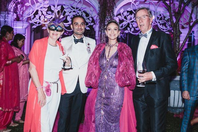 Choáng ngợp đám cưới xa hoa của cặp doanh nhân Ấn Độ tại Phú Quốc - 15