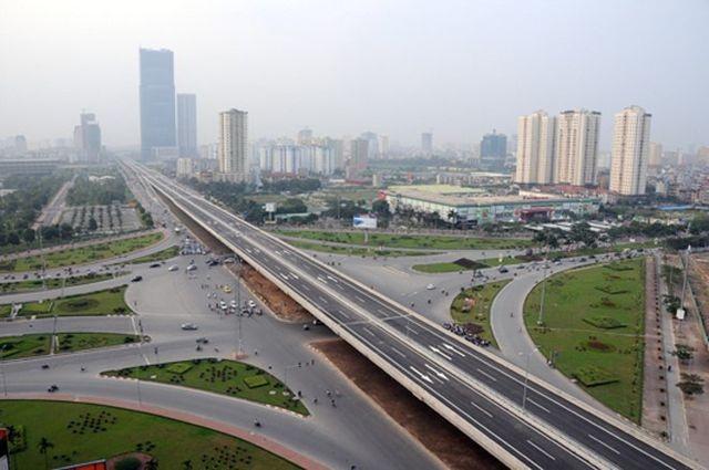 Năm 2020, thông xe đường trên cao Mai Dịch - Nam Thăng Long - 2