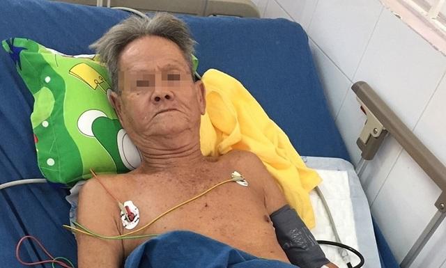 Cụ ông chết lâm sàng vì giấu bác sĩ tình trạng bệnh - 2