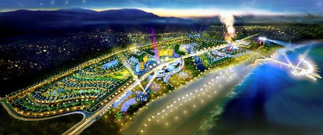 Tập đoàn AE tiếp tục lựa chọn CONINCO là công ty tư vấn giám sát các hạng mục thấp tầng dự án AE Resort Cửa Tùng - 3