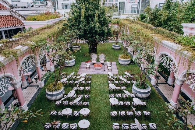 Choáng ngợp đám cưới xa hoa của cặp doanh nhân Ấn Độ tại Phú Quốc - 2