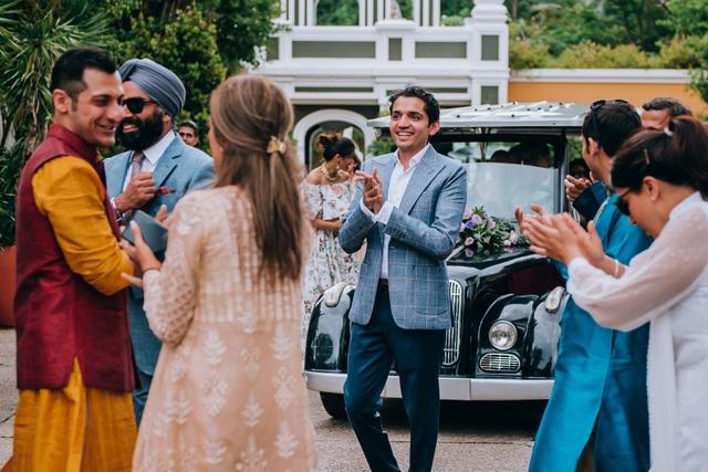 Choáng ngợp đám cưới xa hoa của cặp doanh nhân Ấn Độ tại Phú Quốc - 11