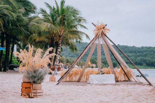 Choáng ngợp đám cưới xa hoa của cặp doanh nhân Ấn Độ tại Phú Quốc - 9