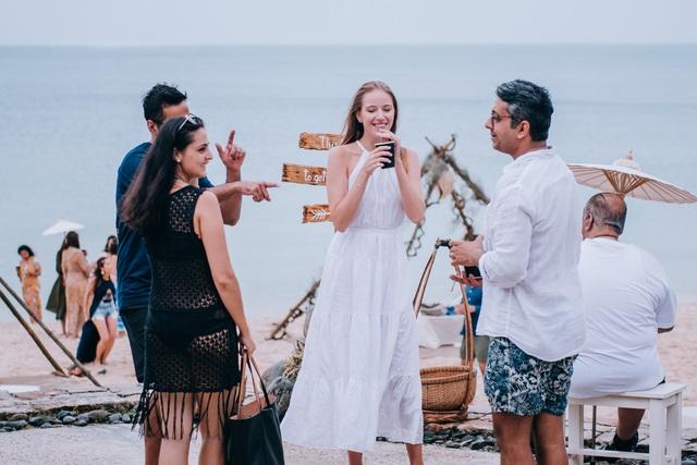 Choáng ngợp đám cưới xa hoa của cặp doanh nhân Ấn Độ tại Phú Quốc - 12