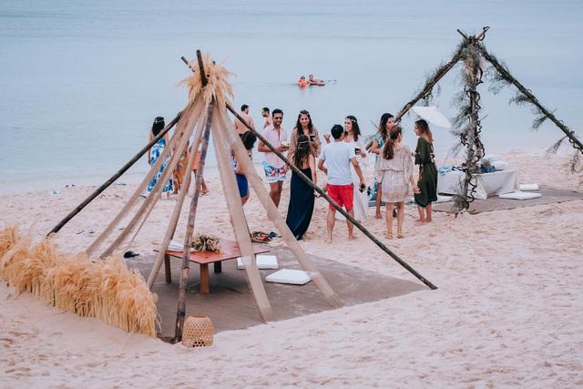 Choáng ngợp đám cưới xa hoa của cặp doanh nhân Ấn Độ tại Phú Quốc - 14