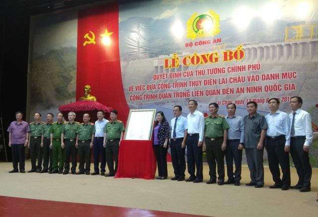 Thủy điện Lai Châu được đưa vào danh mục công trình quan trọng liên quan đến an ninh Quốc gia - 2