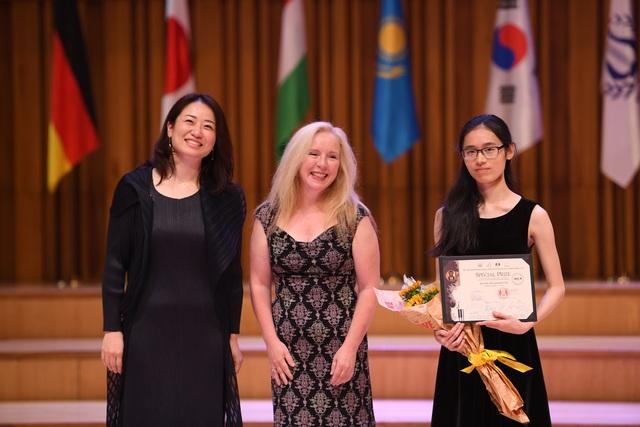 Giải thưởng gần 1 tỷ đồng cuộc thi violin và hòa tấu thính phòng đã có chủ - 4