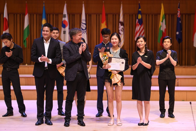 Giải thưởng gần 1 tỷ đồng cuộc thi violin và hòa tấu thính phòng đã có chủ - 3