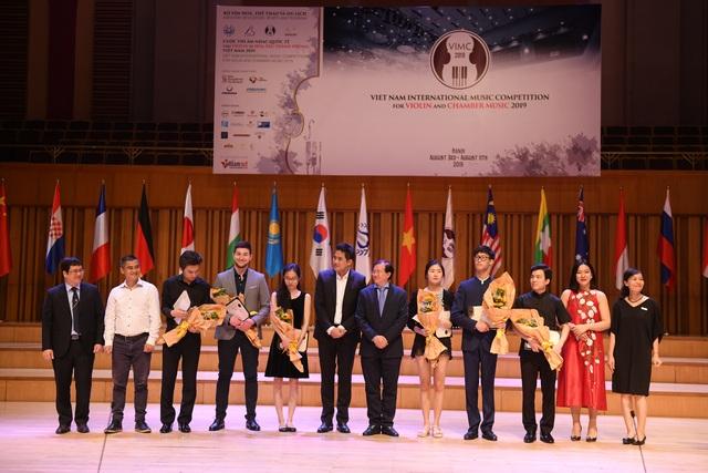 Giải thưởng gần 1 tỷ đồng cuộc thi violin và hòa tấu thính phòng đã có chủ - 6