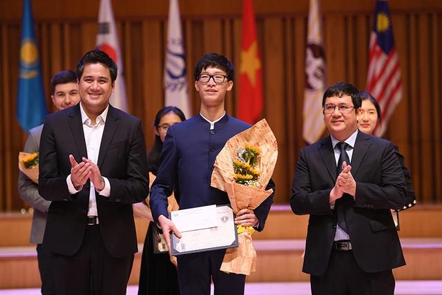 Giải thưởng gần 1 tỷ đồng cuộc thi violin và hòa tấu thính phòng đã có chủ - 2
