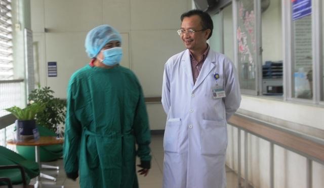 Mang trái tim hiến từ Hà Nội bay vào Sài Gòn cứu người - 2