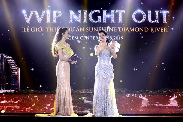 Lễ ra mắt đậm chất nghệ thuật của Sunshine Diamond River tại Sài Gòn - 1