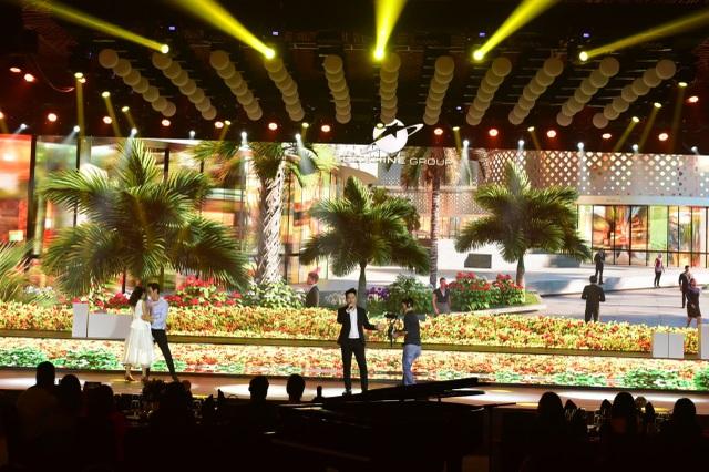 Lễ ra mắt đậm chất nghệ thuật của Sunshine Diamond River tại Sài Gòn - 7