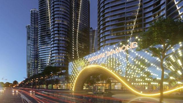 Lễ ra mắt đậm chất nghệ thuật của Sunshine Diamond River tại Sài Gòn - 9