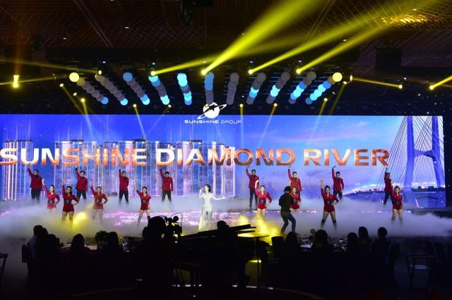 Lễ ra mắt đậm chất nghệ thuật của Sunshine Diamond River tại Sài Gòn - 14