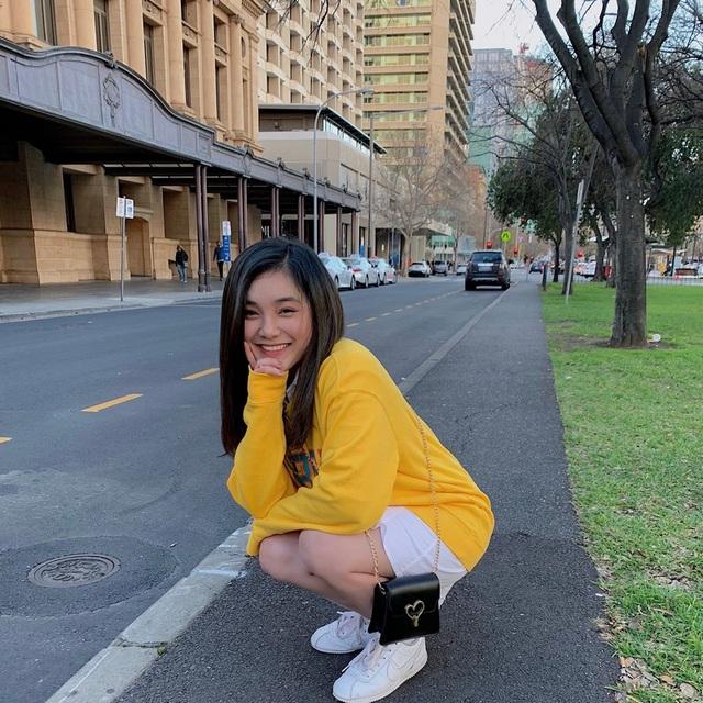 Nữ du học sinh Việt tại Úc gây thương nhớ bởi gương mặt khả ái - 6