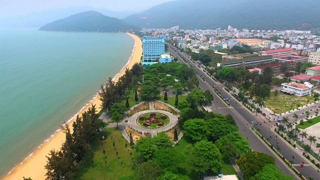 Kiến nghị điều chỉnh lại Quy hoạch chung thành phố Quy Nhơn - 2