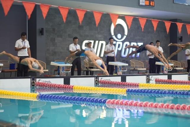 Đoàn Quảng Ninh giành giải Nhất Giải bơi lặn vô địch các CLB quốc gia khu vực 1 Cúp Sun Sport Complex 2019 - 2