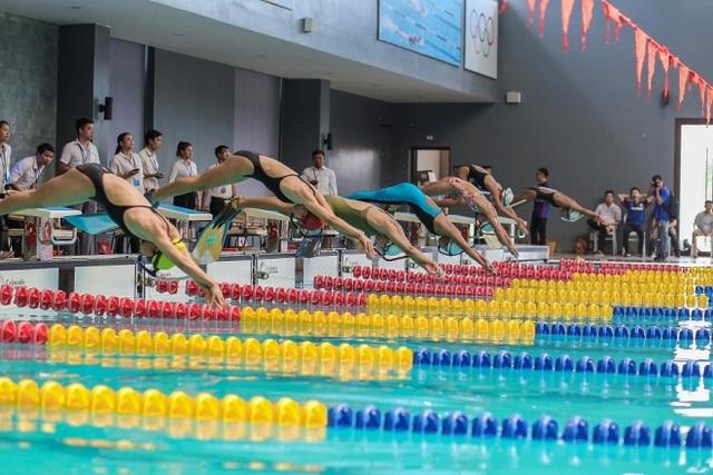 Đoàn Quảng Ninh giành giải Nhất Giải bơi lặn vô địch các CLB quốc gia khu vực 1 Cúp Sun Sport Complex 2019 - 4