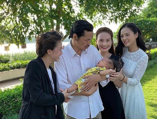 """Vì sao NSƯT Trung Anh chưa thoả mãn với cái kết của """"Về nhà đi con""""? - 4"""