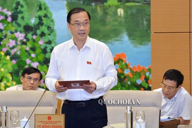 Bộ trưởng Tài chính muốn được giữ quyền bổ nhiệm Chủ tịch Ủy ban Chứng khoán - 1