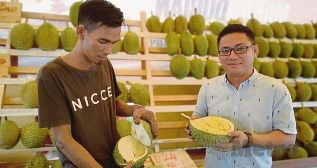 """""""Vua trái cây"""" Malaysia kiếm hàng chục tỷ đồng mỗi tháng nhờ bán sầu riêng - Ảnh minh hoạ 2"""