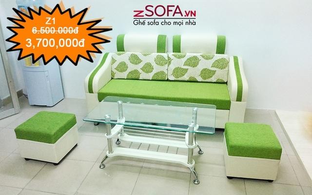 Đại tiệc mua sắm sofa khuyến mãi cực lớn chỉ có tại ZSOFA - 1