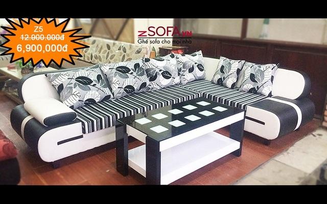 Đại tiệc mua sắm sofa khuyến mãi cực lớn chỉ có tại ZSOFA - 2
