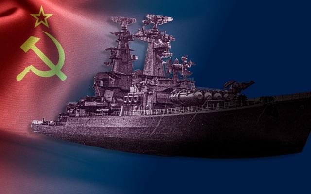 """Những dự án chiến hạm siêu khủng của Liên Xô từng bị """"chết yểu"""" - 1"""