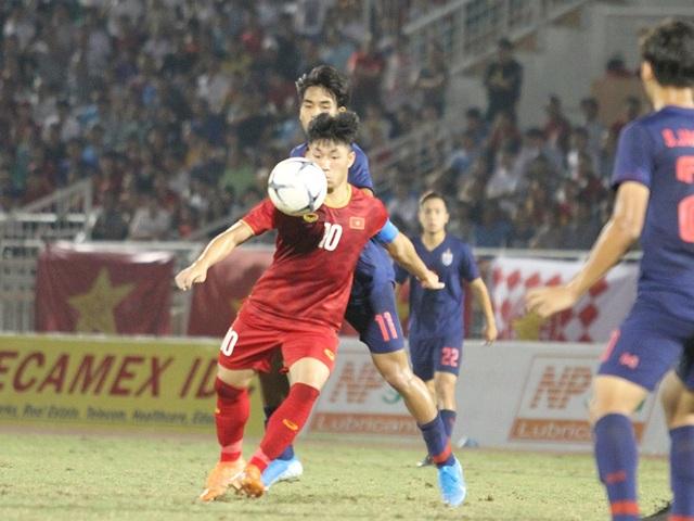 Xem lại trận U18 Việt Nam vs U18 Thái Lan diễn ra lúc 19h30 ngày 13/8/2019, giải U18 Đông Nam Á 2019
