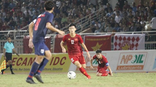 Hòa U18 Thái Lan, U18 Việt Nam mong manh cơ hội đi tiếp - 17
