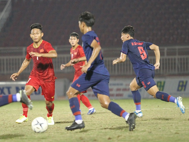Hòa U18 Thái Lan, U18 Việt Nam mong manh cơ hội đi tiếp - 9