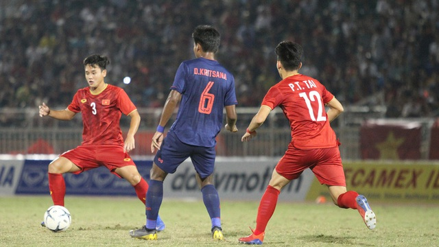 Hòa U18 Thái Lan, U18 Việt Nam mong manh cơ hội đi tiếp - 11