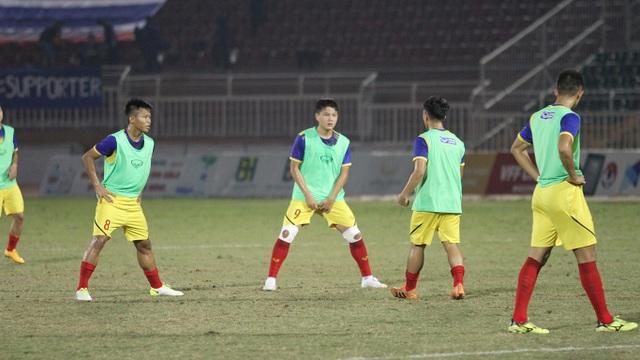 Hòa U18 Thái Lan, U18 Việt Nam mong manh cơ hội đi tiếp - 3