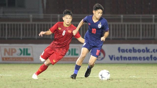 Hòa U18 Thái Lan, U18 Việt Nam mong manh cơ hội đi tiếp - 5