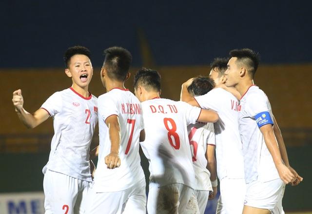 Hòa U18 Thái Lan, U18 Việt Nam mong manh cơ hội đi tiếp - 20