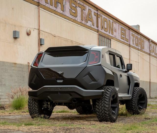 Rezvani Tank 2020 - SUV mạnh nhất thế giới - 3